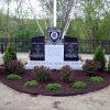 Lewiston, Maine Police Memorial