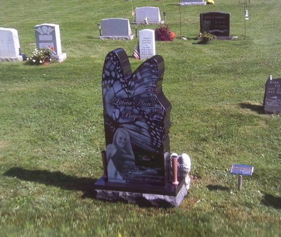 Family Headstone Collette Monuments
